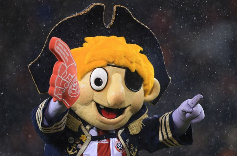 Sheffield-United-Mascot
