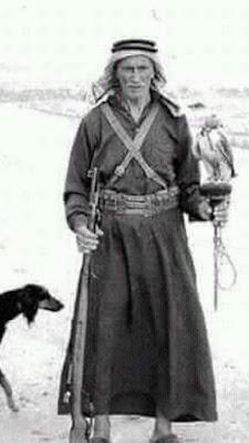 رجال من الصحراء ، دلي عبد بطي الرملاوي