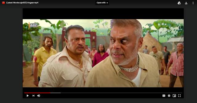 .আঙ্গার. ফুল মুভি । .Angaar. Full HD Movie Watch । Movie