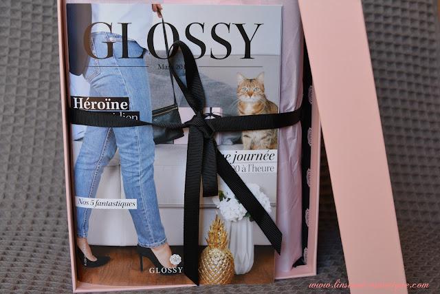 Glossy box mars 2016