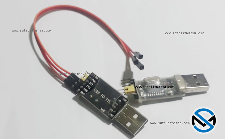 USB to TTL CH341a