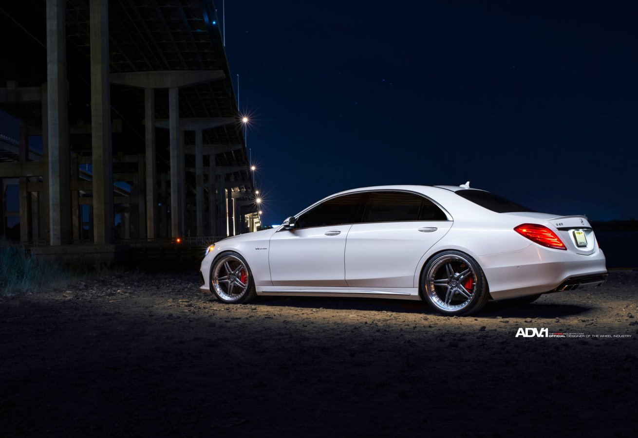 2016 mercedes benz w222 s63 amg on adv05 adv 1 wheels for Mercedes benz customized