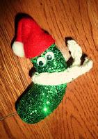 German pickle ornaments