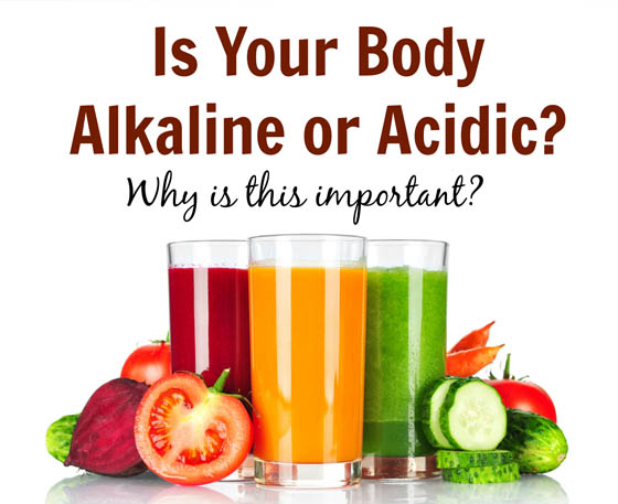 How do you alkalize your body