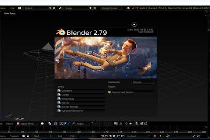 Spesifikasi PC Untuk Blender 3D