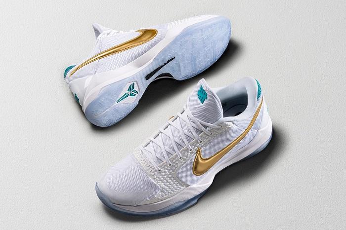 Nike Mamba Week-Kobe Bryant Shoes Undefeated What If Hornets