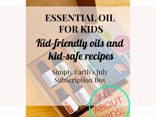 Essential Oil for Kids