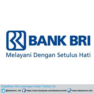 Lowongan Kerja Bank BRI Tbk untuk lulusan S1