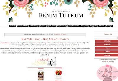Haftanın Blogu, Benim Tutkum