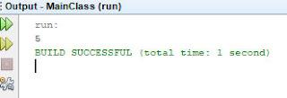 run operator modulus dan pengisian