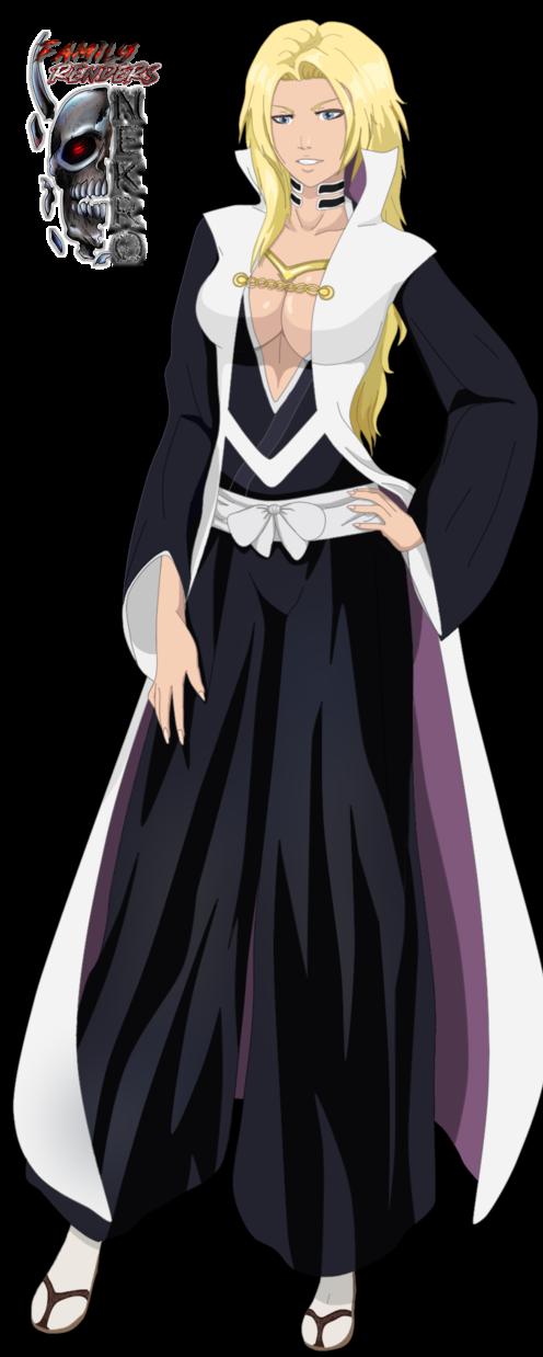 Anime Girl - Bleach