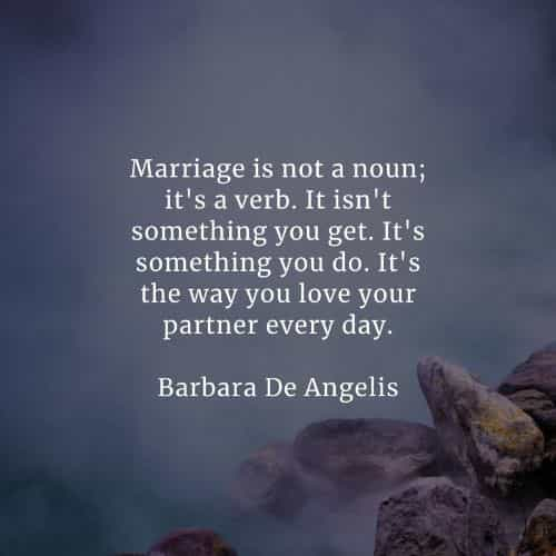 Marriage isn t easy quotes