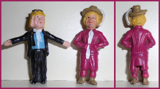 Dr Who; Farm Toys; Hong Kong; Jon Pertwee; Made in Hong Kong; Novelties; Novelty Figurines; Novelty Pencil Tops; Pencil Toppers; Pencil Tops; PVC Novelties; PVC Rubber; Scarecrow; Small Scale World; smallscaleworld.blogspot.com; Wurzzle Gummage;
