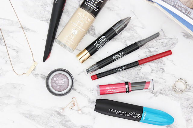 revlon, brush, foundation, colorstay foundation, brow crayon, eye kajal, lipliner, ultimate suede, mega multiplier, nail envy, revlon review, makeup review