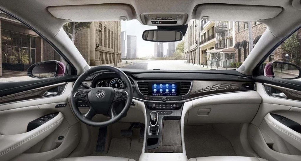 2021 buick lacrosse interior release date and exterior