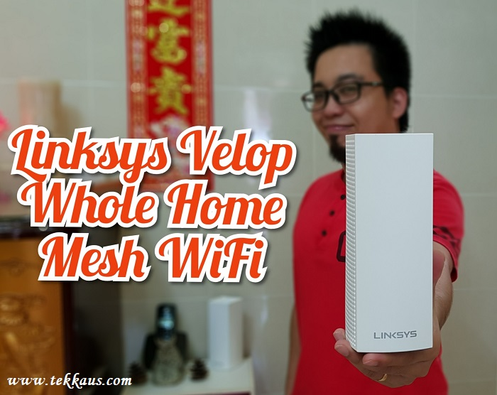 Linksys Velop-Create Your Perfect Home WI-FI System