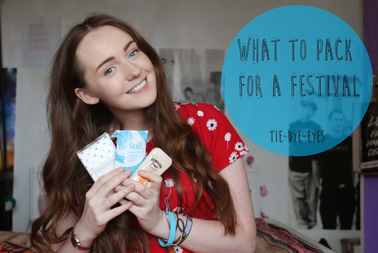 music festival packing list: what to pack for a UK festival, camping checklist