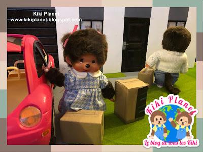 kiki monchhichi annabelle doll poupée maléfique movie scary evil