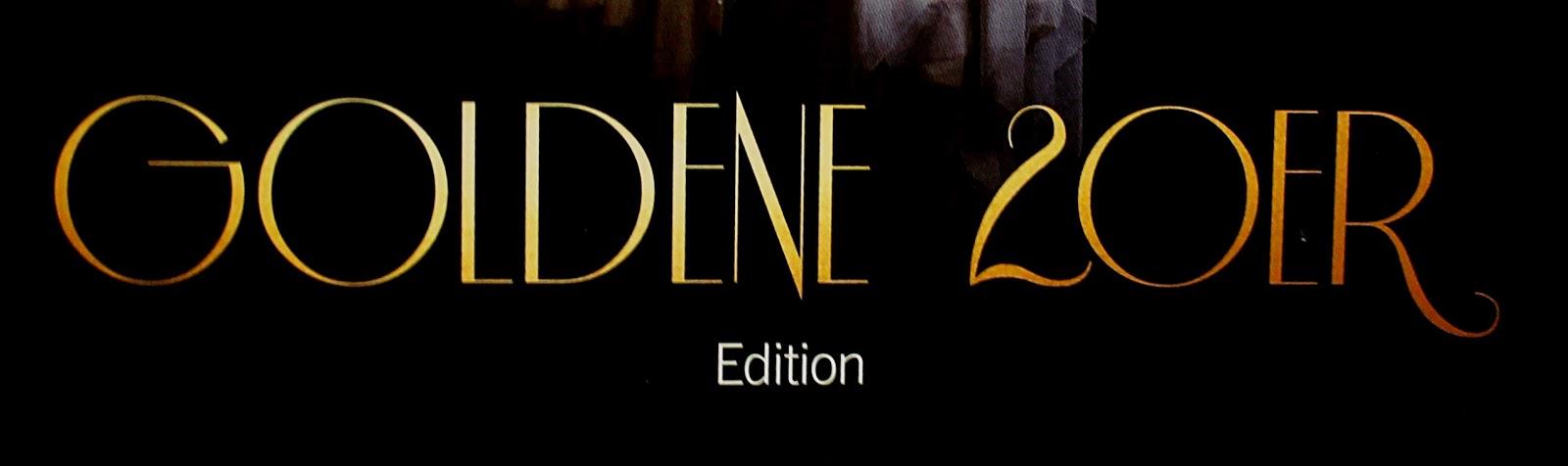 Goldene 20 Er