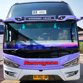 Jadwal Bus Ramayana