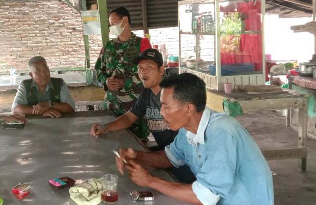 Putus Mata Rantai Penyebaran Covid-19 Dilakukan Personel Jajaran Kodim 0207/Simalungun