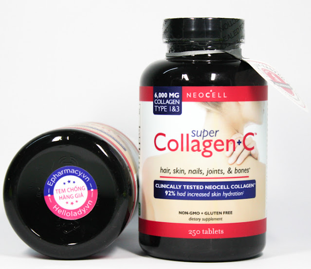 Collagen neocell +C 6,000mg