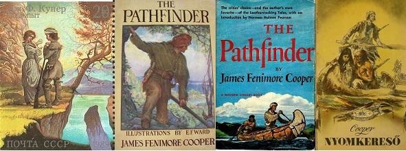 James Fenimore Cooper Nyomkereső