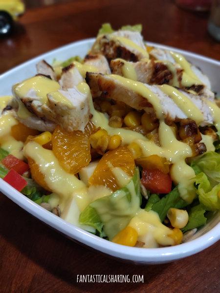 Salsa Verde Pepperjack Chicken Salad