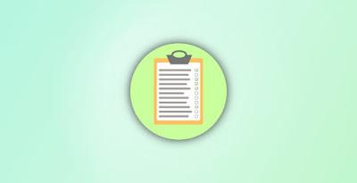 1 Liste de Courses Type Toute Prête et Modifiable + 3 Astuces