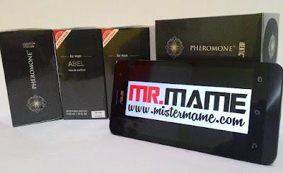 Ready Stock Jual Parfum Pheromone Abel Untuk Pria by Identic Pheromone dengan Harga Termurah