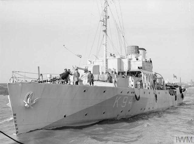 HMS Columbine 28 April 1942 worldwartwo.filminspector.com