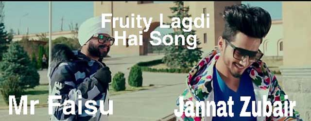 MR Faisu Song - Download Frooty Lagdi Hai Mp3 Song