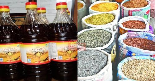सरसों तेल हुआ महंगा, जानिए चावल-चीनी-दाल-रिफाइन के दाम, सब्जियों की कीमत भी छू रही आसमान