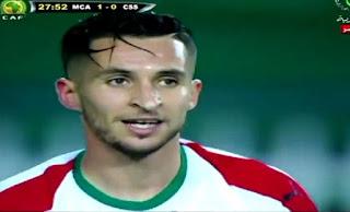 فيديو - مولودية الجزائر 2 النادي الصفاقسي 0