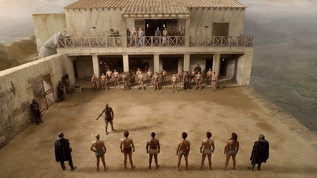 Splited 200mb Resumable Download Link For Movie Spartacus: Blood And Sand S01E08 Download And Watch Online For Free
