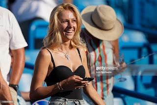 Daniil Medvedved S Wife Daria Medvedeva Gave Her Husband Lot Of Confidence