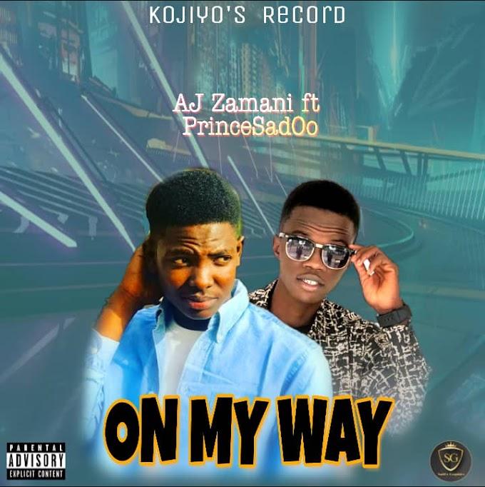 On My Way Music |  Ajay Zamani ft Prince sadOo