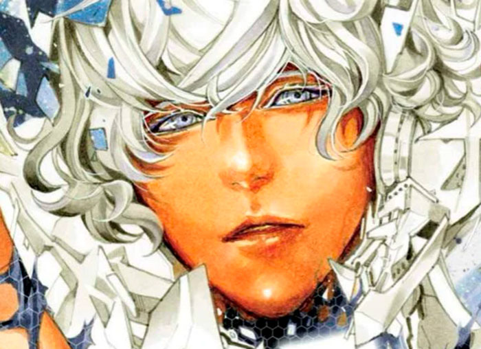 Platinum End manga - Kanade Uryu