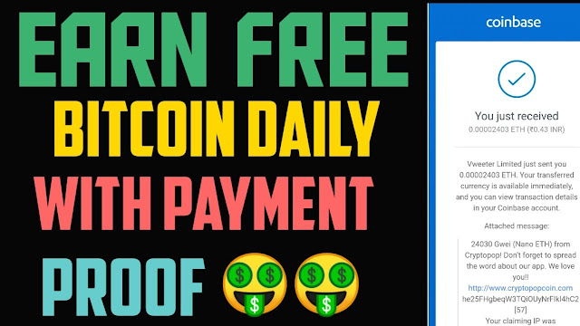 How to Earn Free Bitcoins Daily Watch Video and Earn
