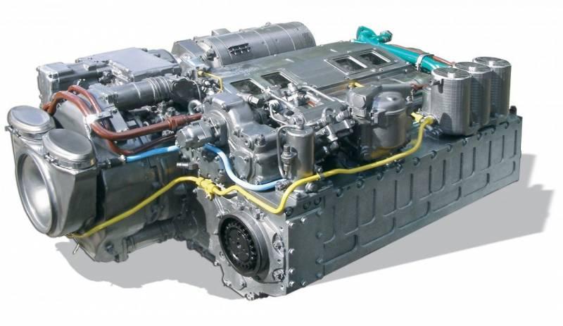 Серія двотактних дизельних двигунів 5ТД