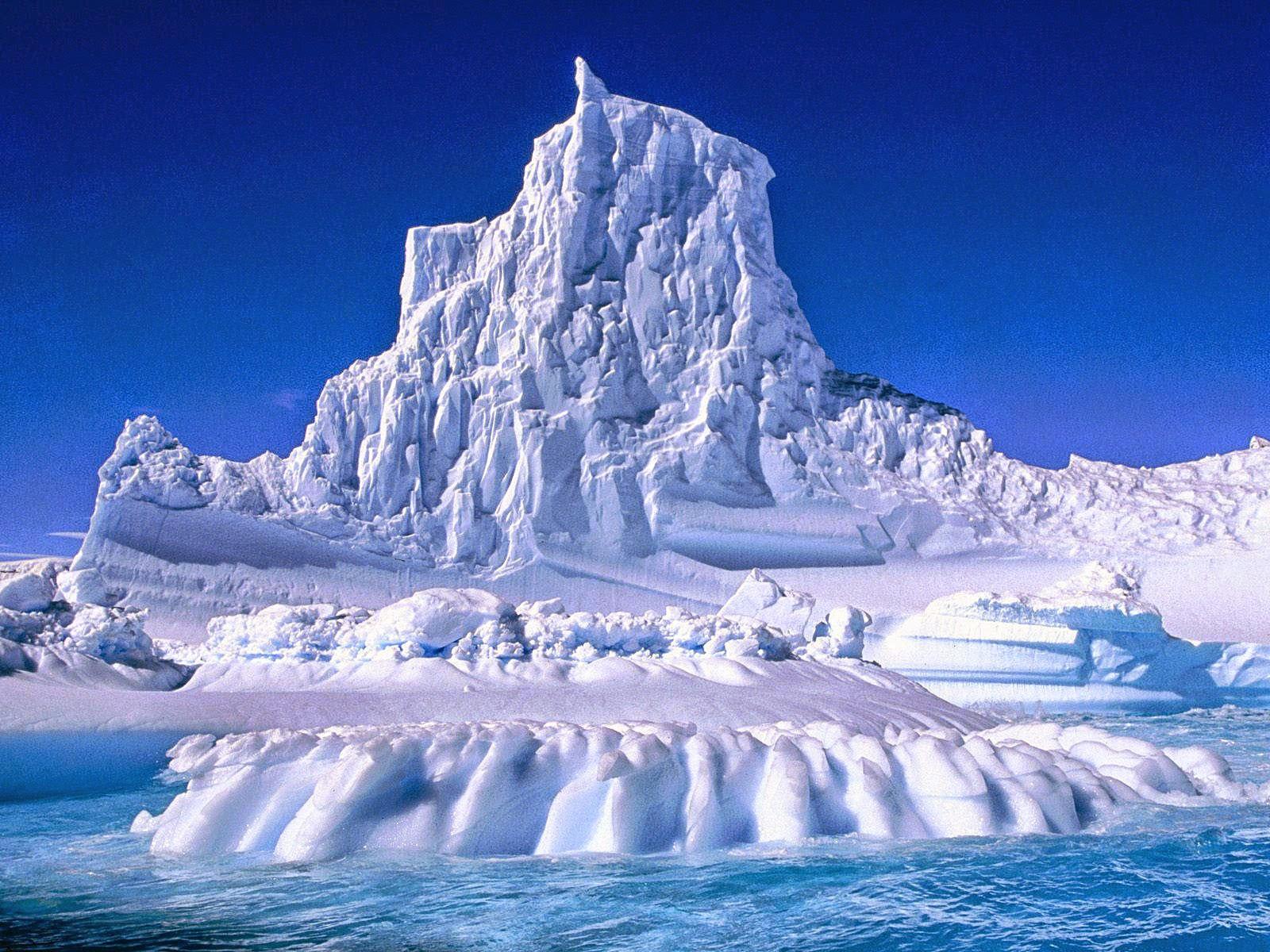 Fieggentrio Antarctica Is Het Droogste Continent Waar