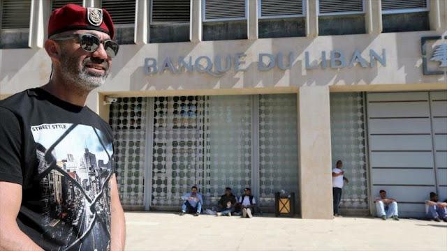 Retorno de calma: bancos libaneses abren tras 2 semanas de marcha