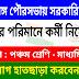 পশ্চিমবঙ্গ পৌরসভা , 47 Vacancy , Engineer, Clerk, Typist, Mazdoor, Assessment Inspector