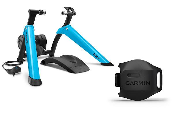 Garmin lança TACX® BOOST e inicia a integração de aplicações TACX no Garmin Connect