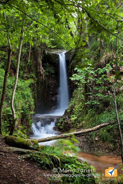 La cascata di Cuasso