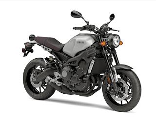 Yamaha XSR900 2016 Matte Gray/Aluminium