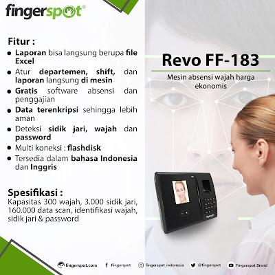 Mesin Absensi Wajah Fingerprint Terbaik untuk New Normal