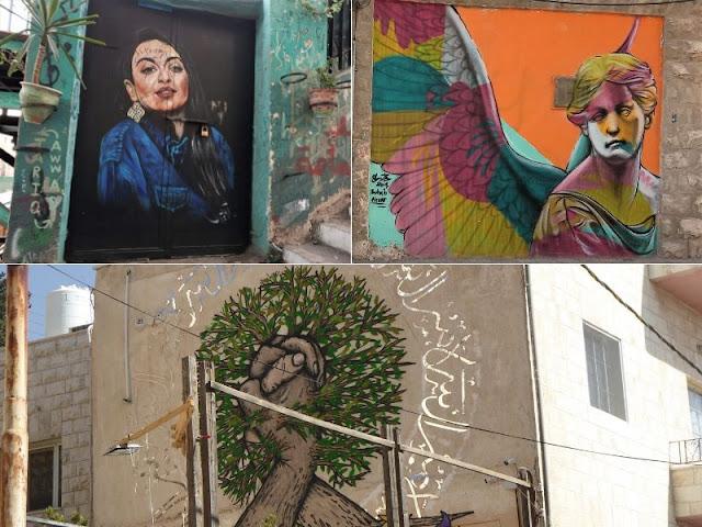 street art centro amman