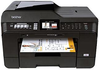 Brother MFC-J6710DW Printer Driver Download - Windows, Mac, Linux