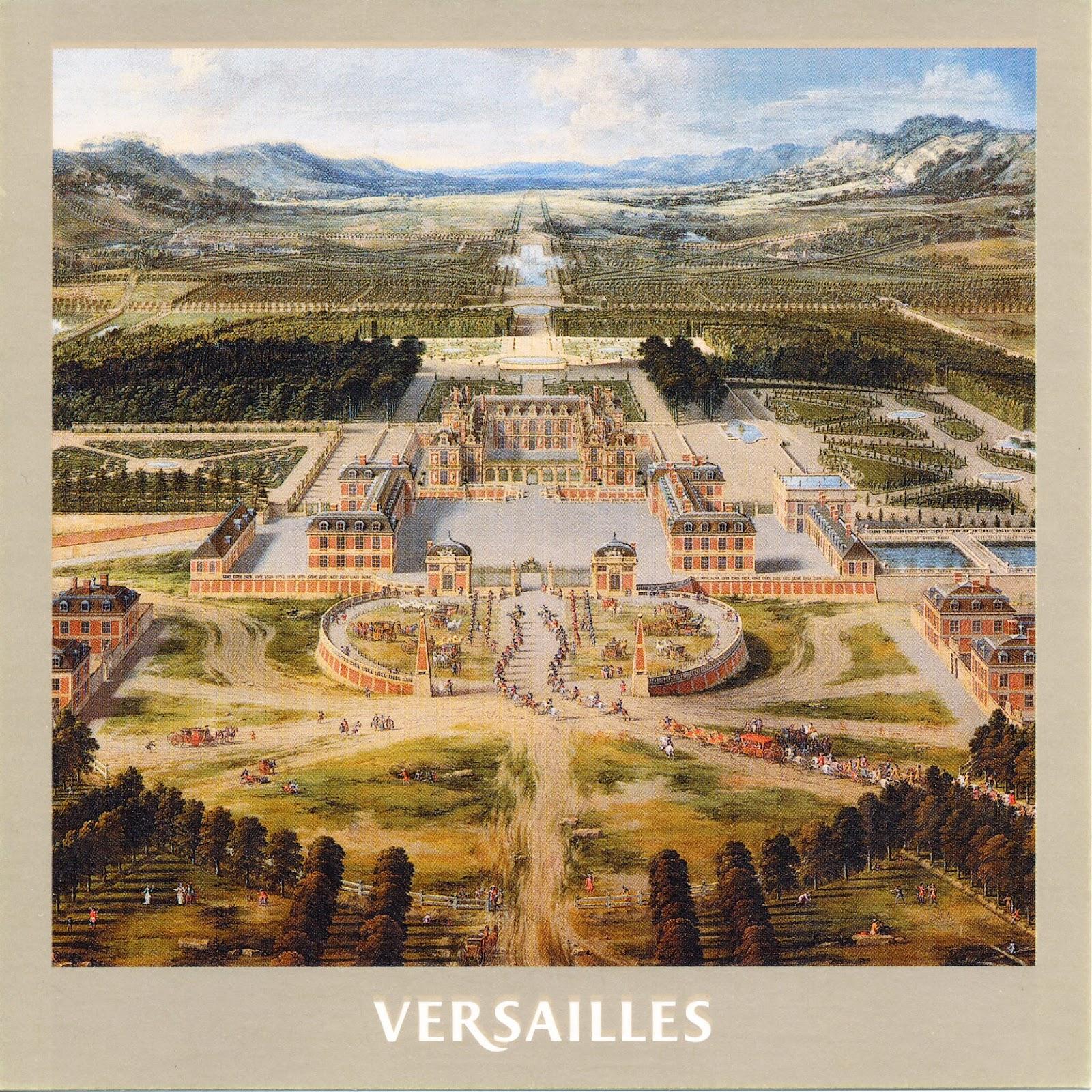 Reisverslag België En Frankrijk 2016 De Tuinen Van Versailles